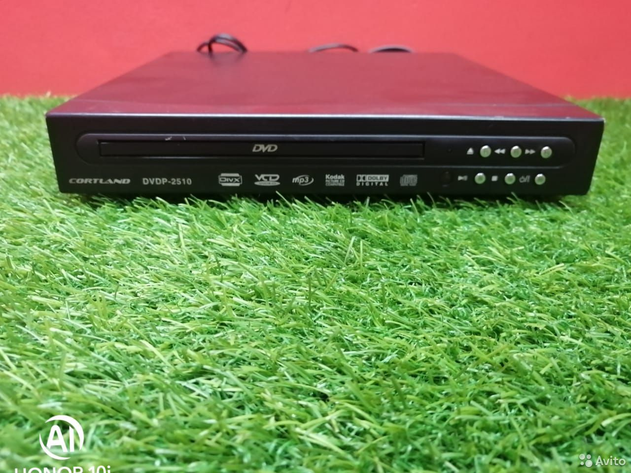 DVD плеер Cortland dvdp-2510