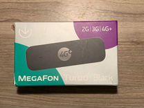 Модем Megafon4G новый