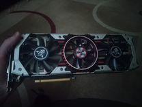Видеокарта Colorful GeForce GTX 1080 8192Mb