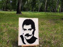Фредди в технике стринг арт — Коллекционирование в Челябинске