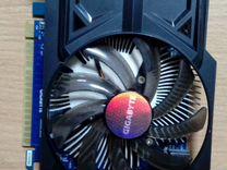 Видеокарта GigaByte 2Gb GTX 750TI