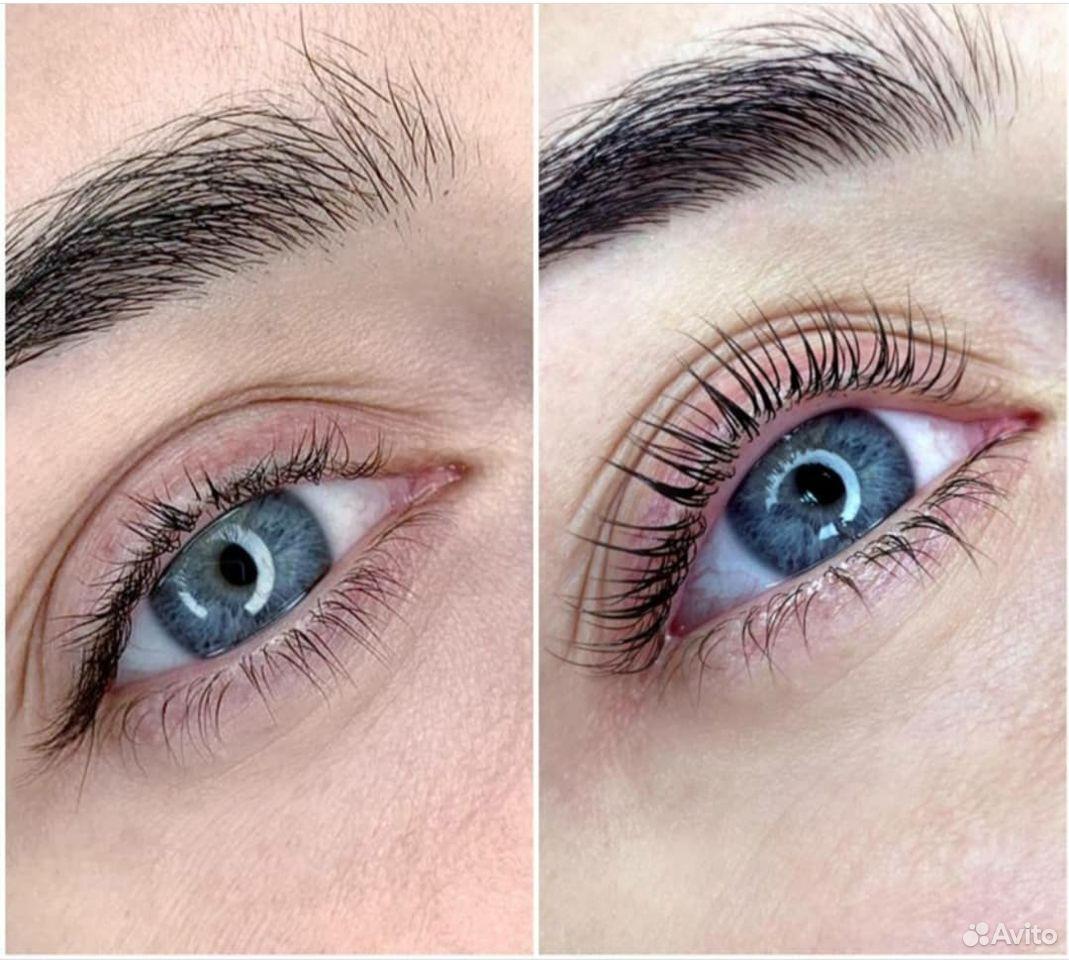 Laminating eyelashes  89607195435 buy 1