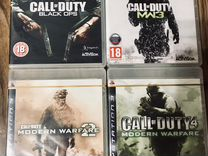 Call of duty для PS3