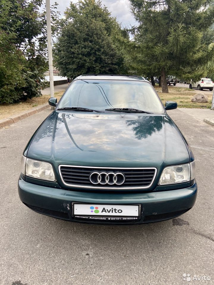 Audi A6, 1996  89097993376 купить 2