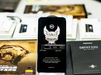 Защитное стекло 5D iPhone X/XS Kingkong Full cover