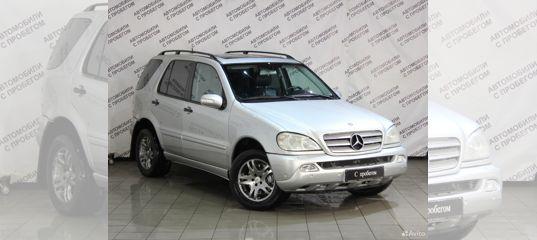 Mercedes-Benz M-класс, 2003 купить в Москве на Avito — Объявления на сайте  Авито b9351ca4490