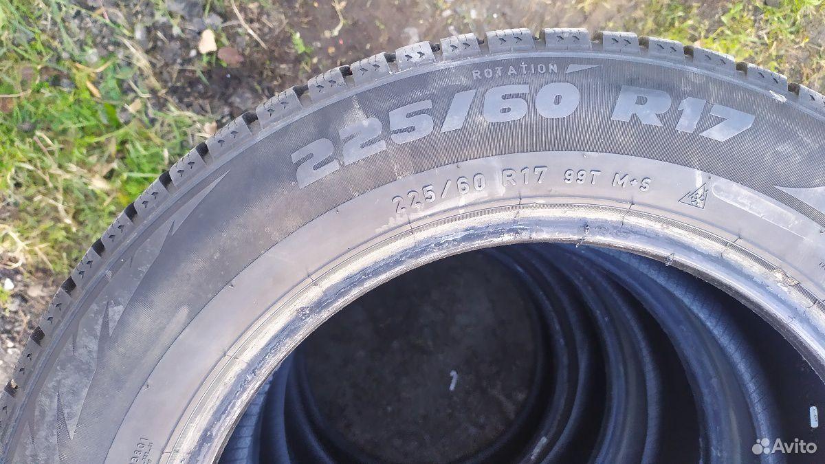 Продам зимние шины 225 60 17  89041517633 купить 1