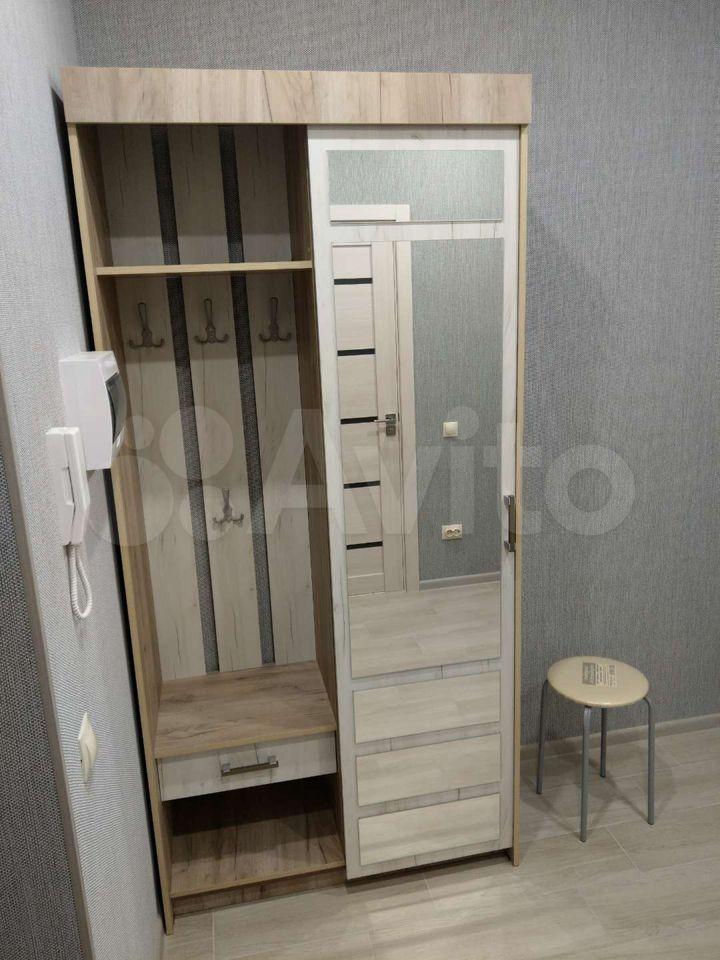 1-к квартира, 40 м², 8/14 эт.