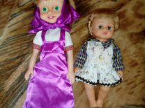 Куклы озвученные