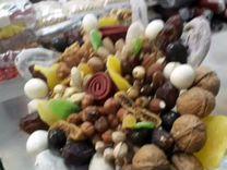 Букеты из сухофруктов