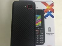 Телефон Texet tm-203 две сим
