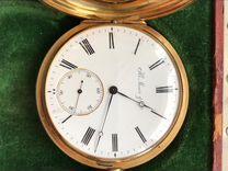 Часы старинные Г.Мозер