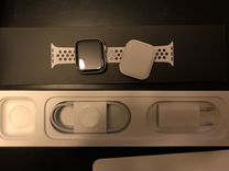 Умные часы Apple Watch Nike+ S4 44mm