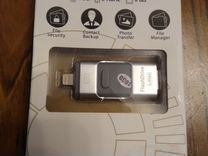 Flash 16гб micro Usb, Usb, iPhone, iPad