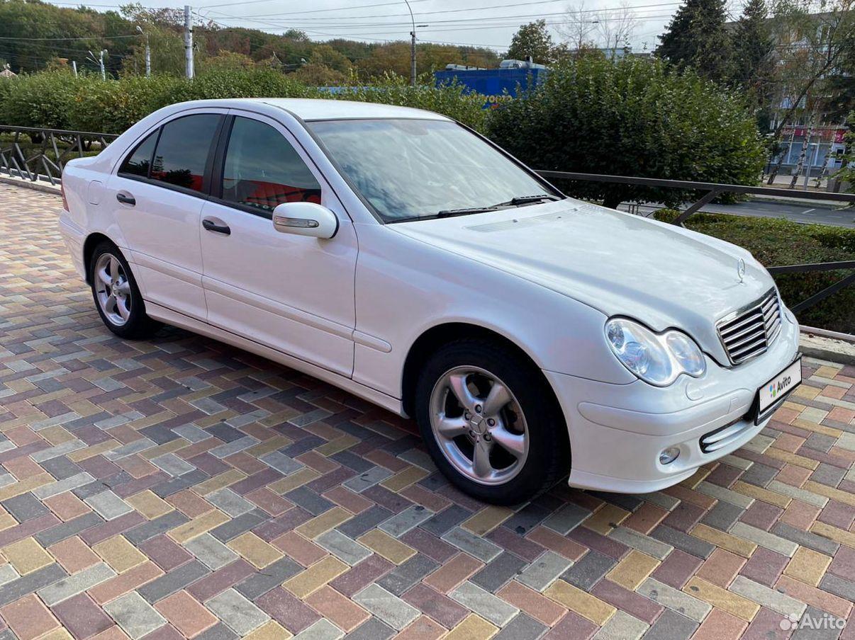 Mercedes-Benz C-класс, 2006  89624991486 купить 4