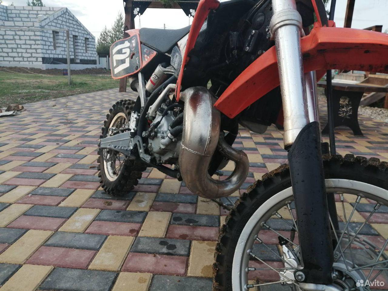 Мотоцикл KTM 65 sx  89190119599 купить 7