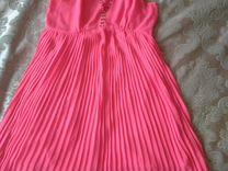 Платье павлин
