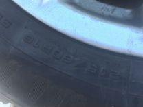 Диски Toyota Camry v40 с зимней резиной