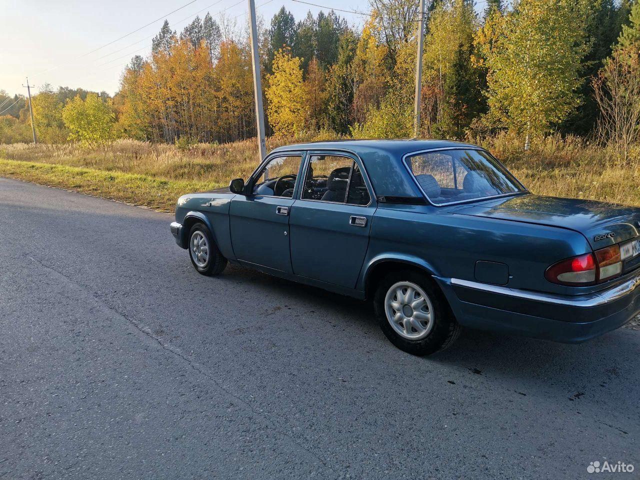 ГАЗ 3110 Волга, 2003  89090546418 купить 3