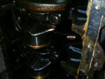 Двигатель 2Е. Блок,колено,шатуны,порни на Фольваге — Запчасти и аксессуары в Волгограде