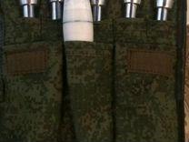Шампуры в защитных чехлах из 10 ти предметов
