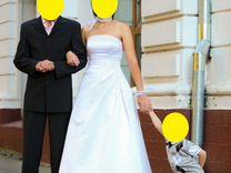 Платье свадебное + фата