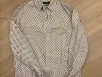 Рубашка мужская размер S