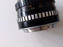 Объектив Pentaflex Auto-Color 50 mm f/ 1.8