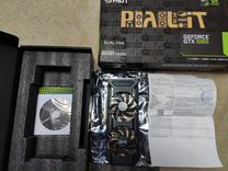 Видеокарта Palit gtx 1060 dual 6 gb — Товары для компьютера в Геленджике