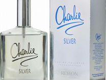 Женская туалетная вода Revlon Charlie Silver,100ml