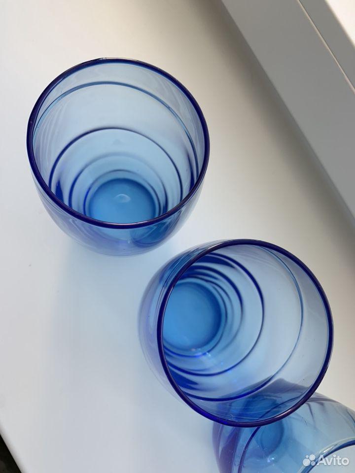 Тонкие французские стаканы Luminarc 3 шт  89210916109 купить 7