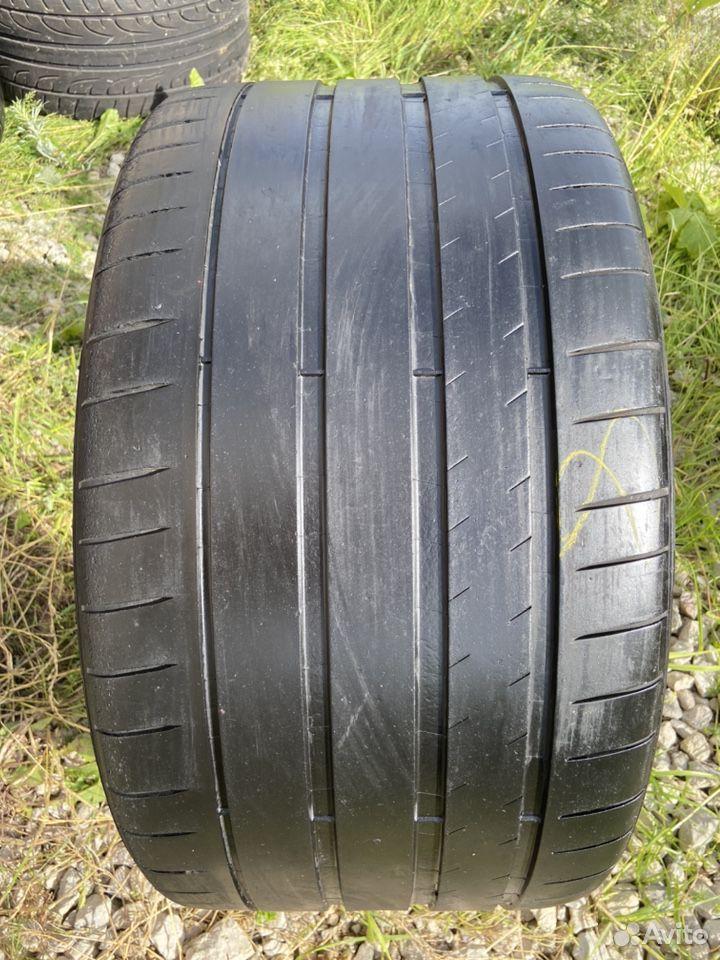 89211101675  325/30 ZR21 Michelin PilotSport4