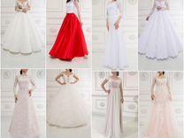 391c97dd3ff Более 200 Новых Свадебных платьев р.38-64 и шубки