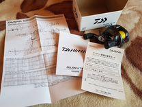 Мультипликаторная катушка Daiwa zillion sv tw 1016