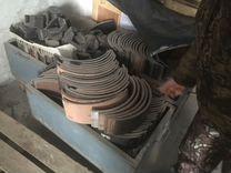 Тормозные колодки Урал — Запчасти и аксессуары в Новосибирске