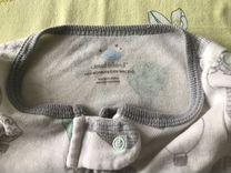 Слипы Cloud island для новорожденного — Детская одежда и обувь в Омске