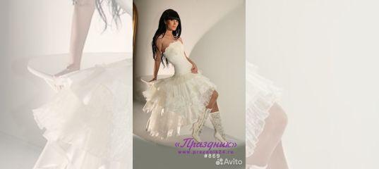 Шикарное свадебное платье купить в Красноярском крае с доставкой   Личные вещи   Авито