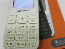 Micromax X2050 белый