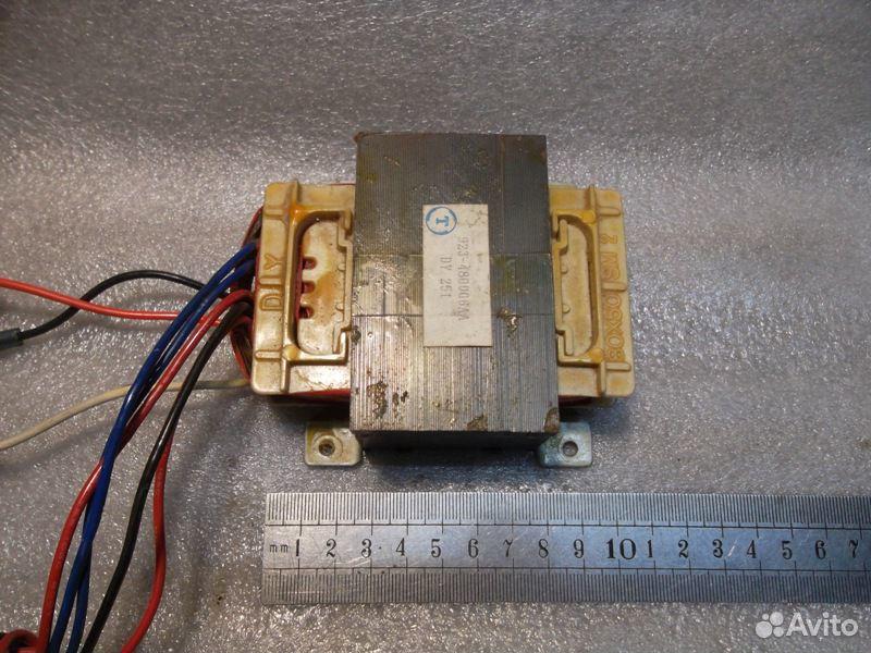 Трансформатор 14,5+14,5В (29В) и 13,5В  89138201193 купить 1