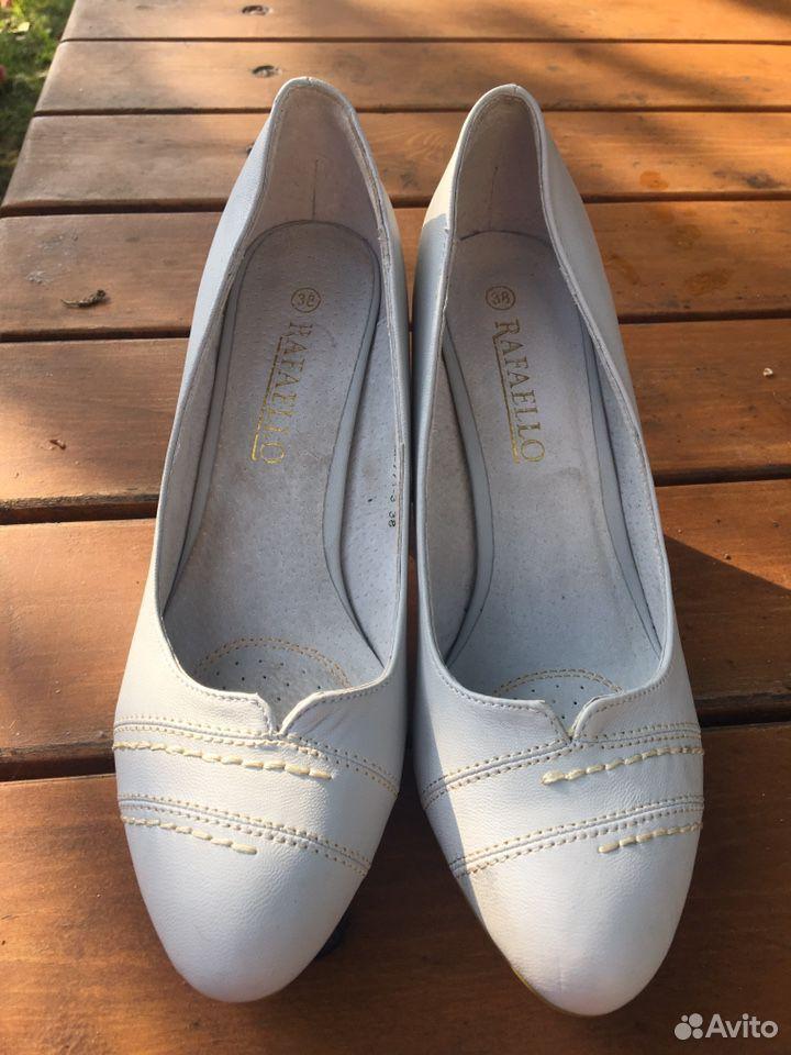 Туфли новые 38 размер  89056080711 купить 1