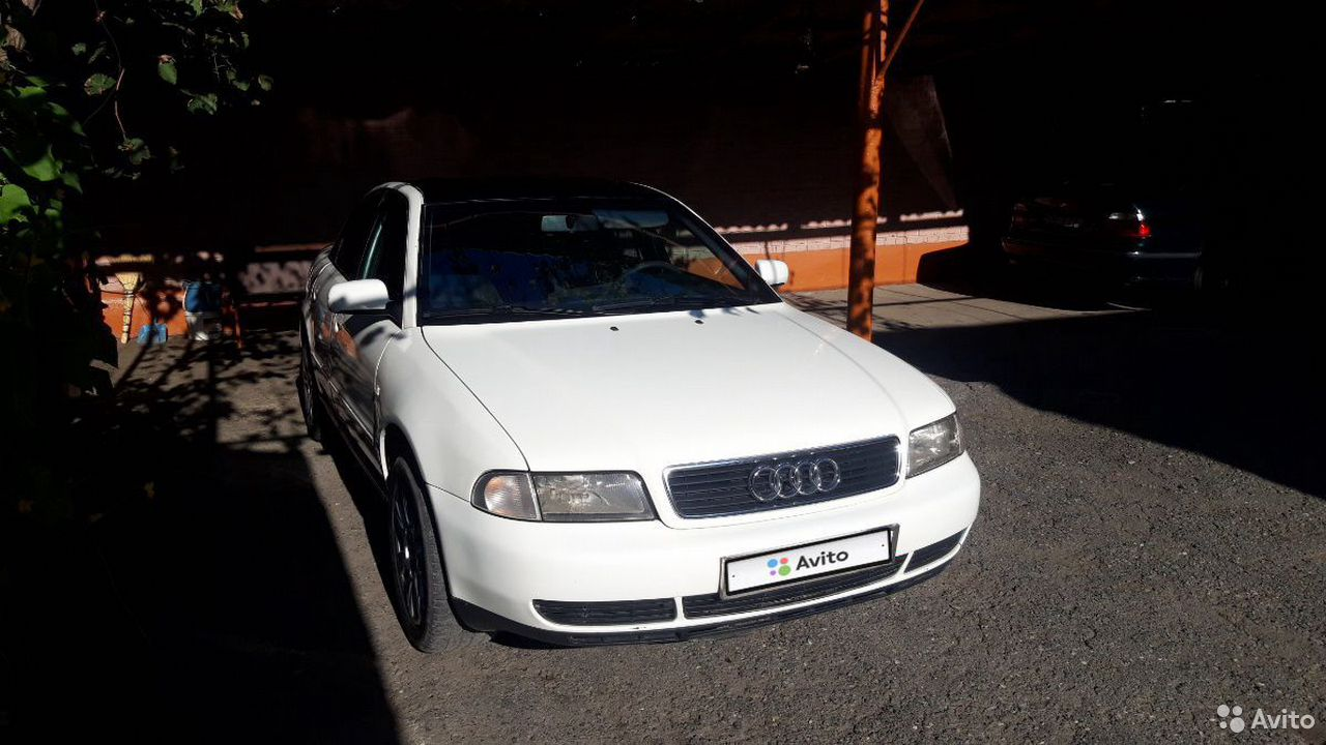 Audi A4, 1998  89187019700 купить 1