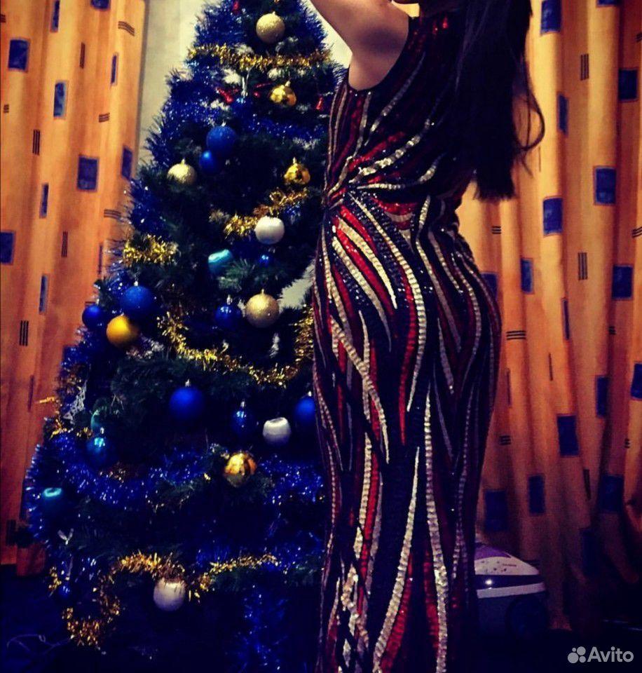 89999156525  Платье Новогоднее
