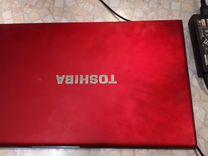 Ноутбук Toshiba Satellite R850
