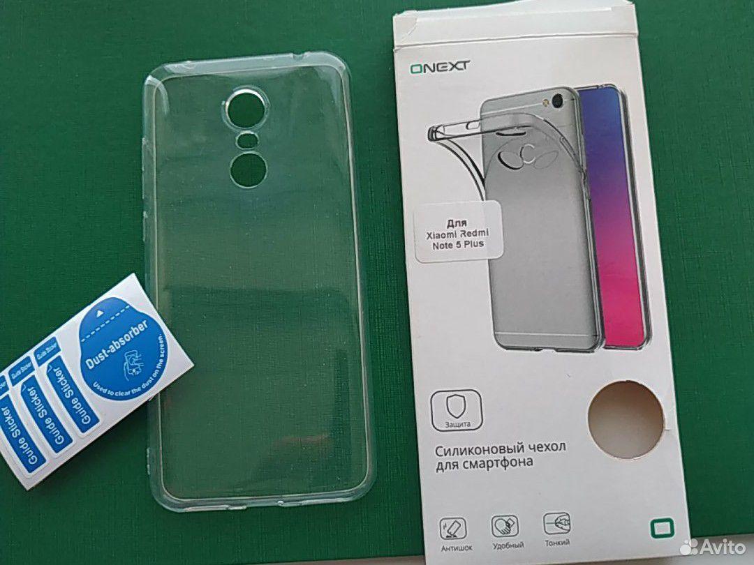 Чехол для смартфона Xiaomi Redmi Note 5 Plus