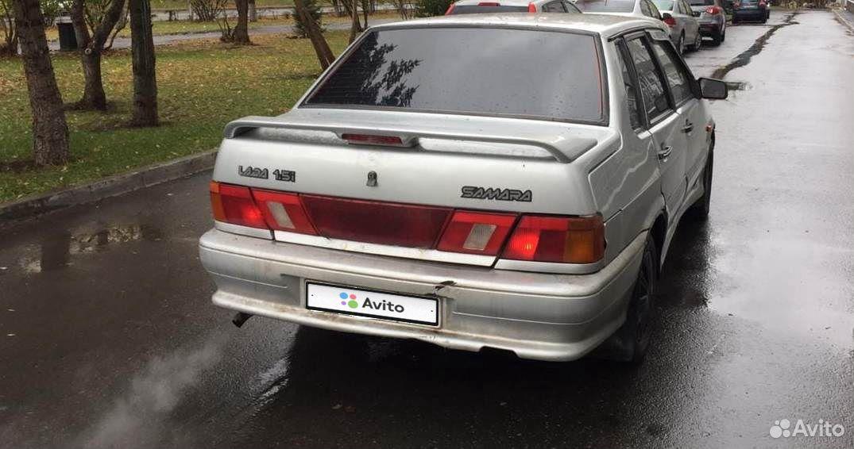 ВАЗ 2115 Samara, 2004  89625337500 купить 2