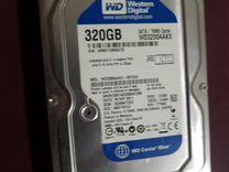 Жесткий диск 320gb 3.5sata GL88393110 — Товары для компьютера в Краснодаре