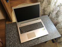 Мощный Ноутбук Lenova Z500