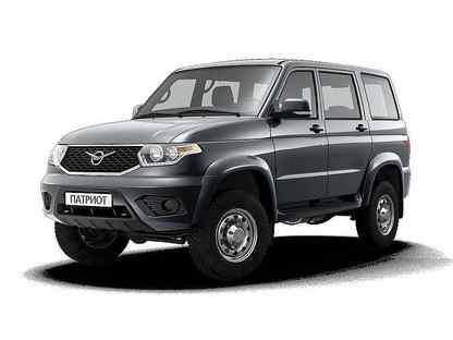 Новый УАЗ Patriot, 2021, цена от 878 000 руб.