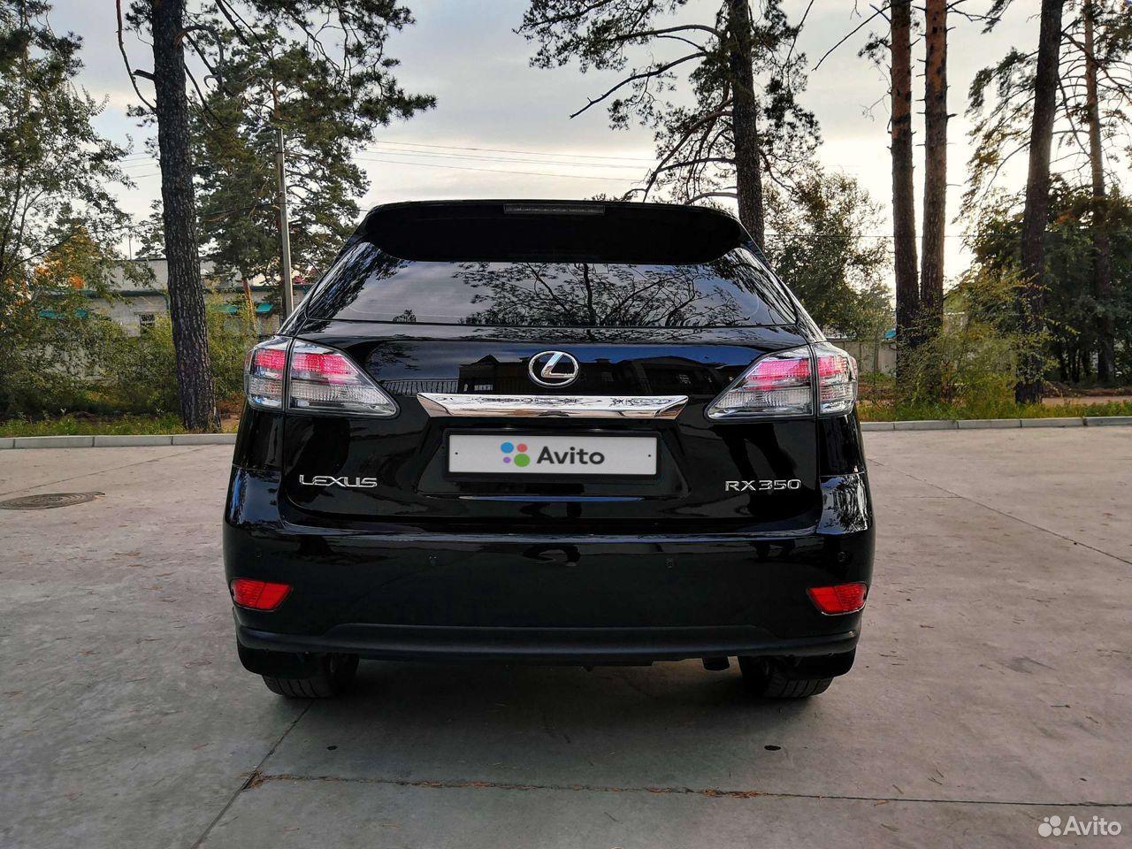 Lexus RX, 2010  89644645961 купить 6