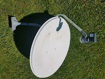Комплект спутникового телевидения